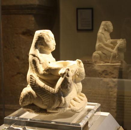 Museo de Galera - Diosa de Galera