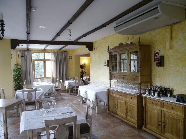 Hotel Restaurante Galera - Comedor