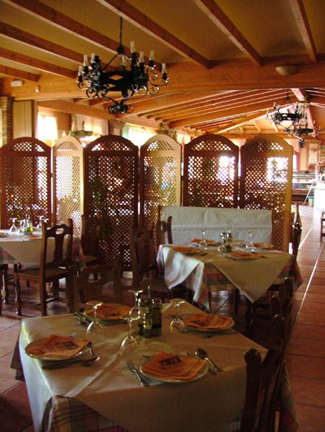 Restaurante El Parador - Comedor