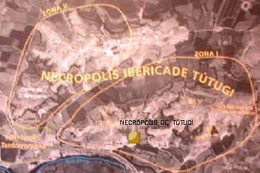 Necrópolis Ibérica de Tútugi - Galera, Granada