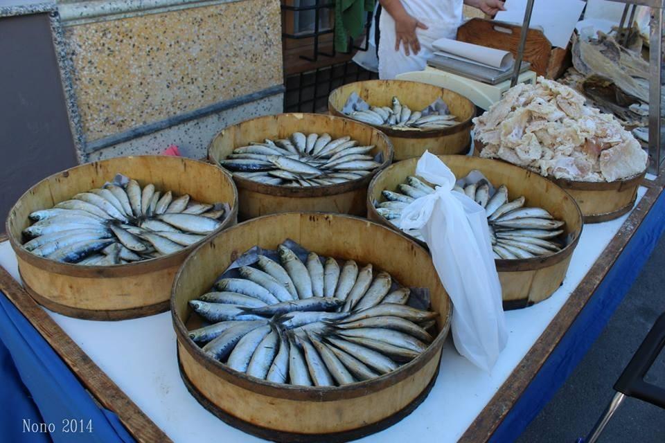 Mercado semanal de Galera