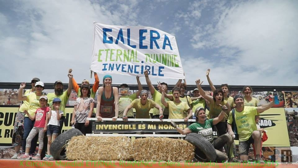 eternal running invencible galera