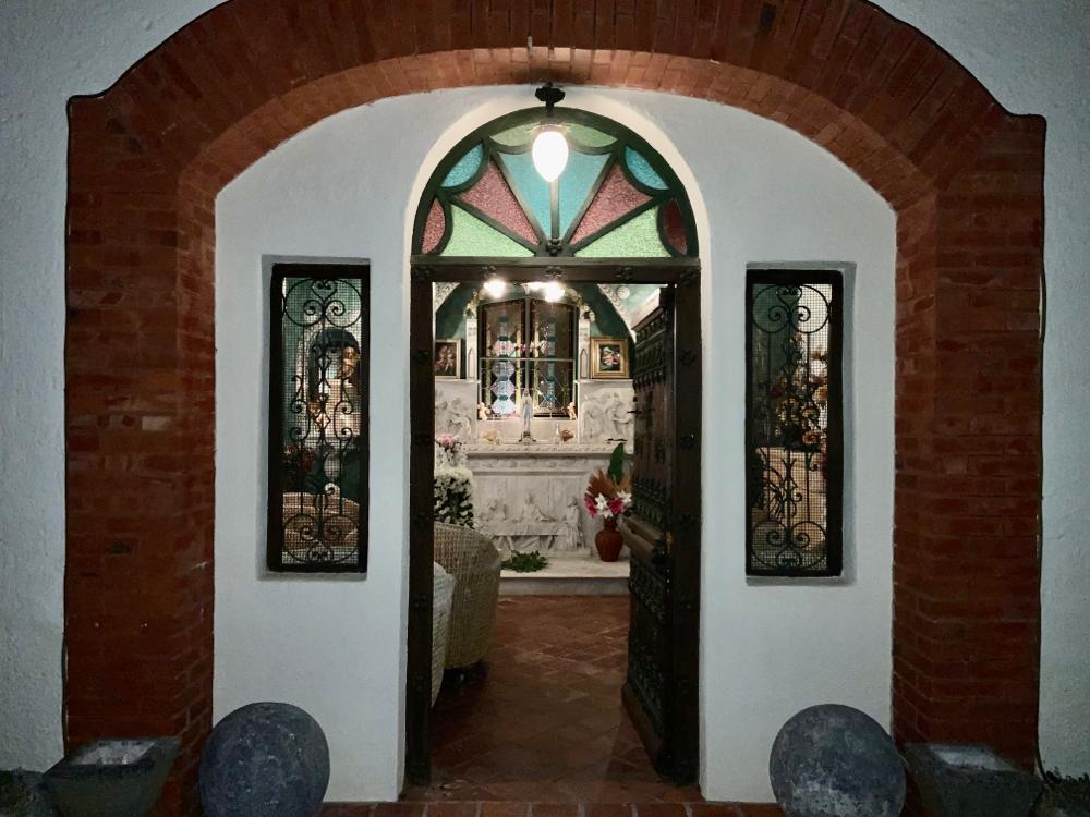 Chapelle consacrée