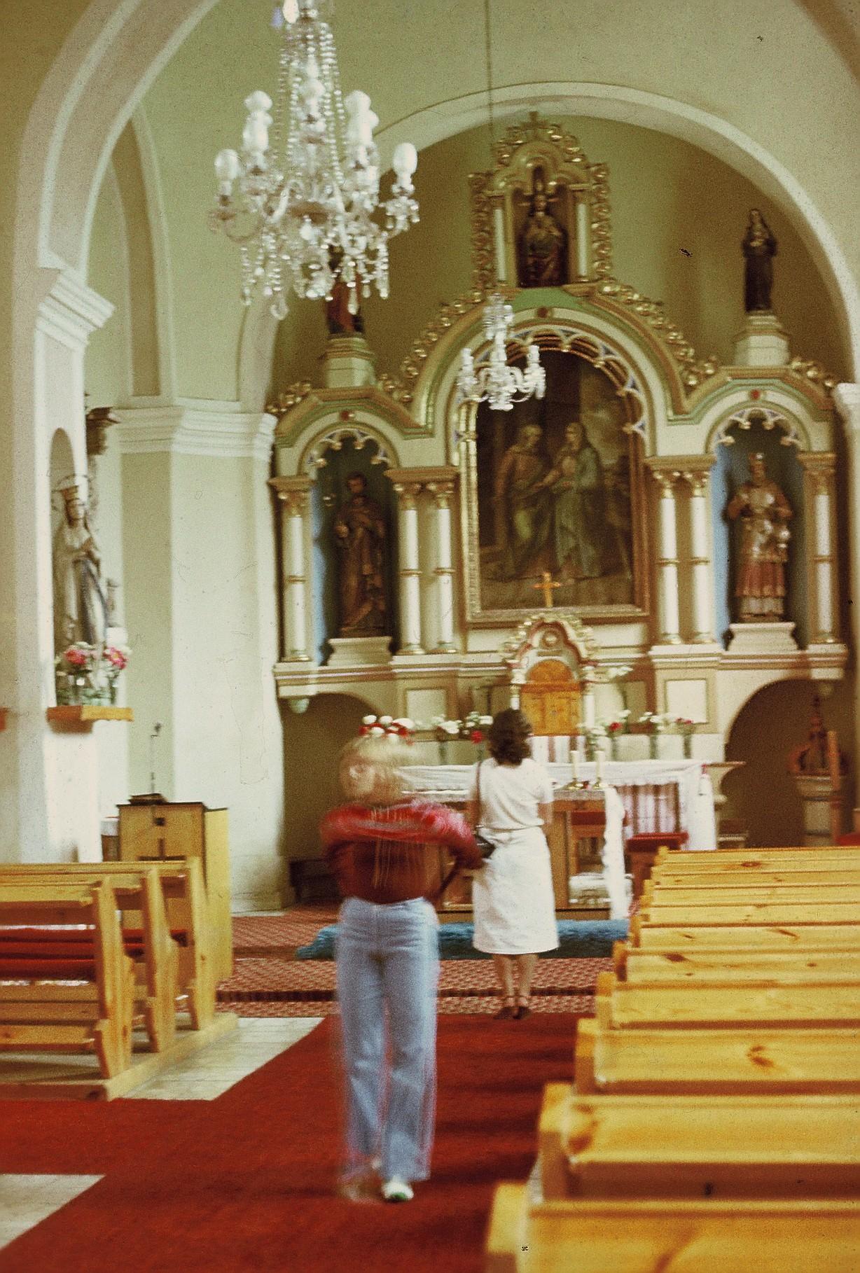 Zdiar Kirche