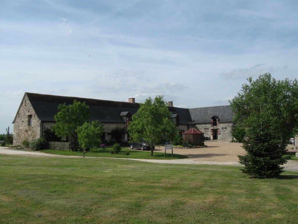 Bauernhof Brossard da Taxygny