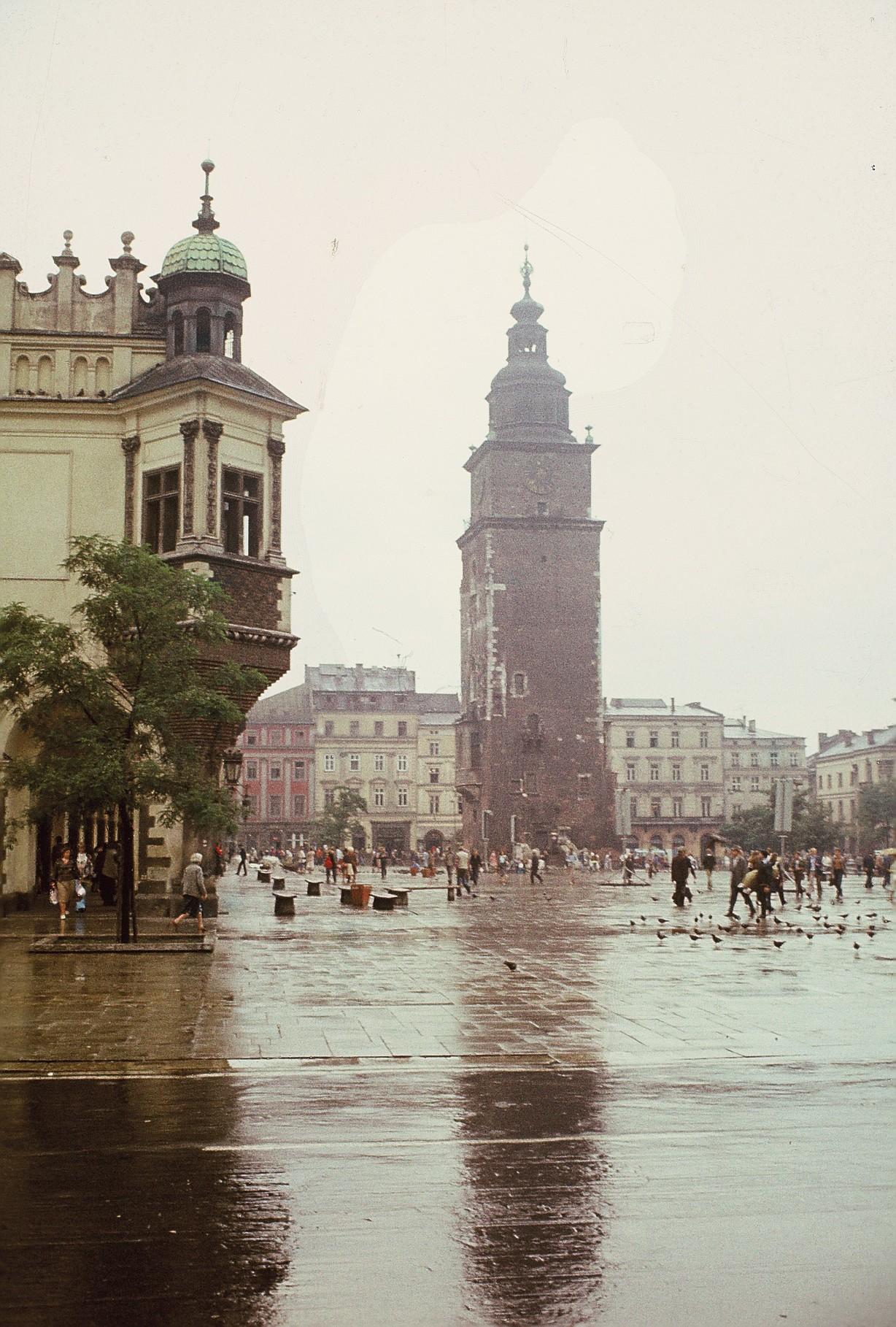 Marienplatz Krakow