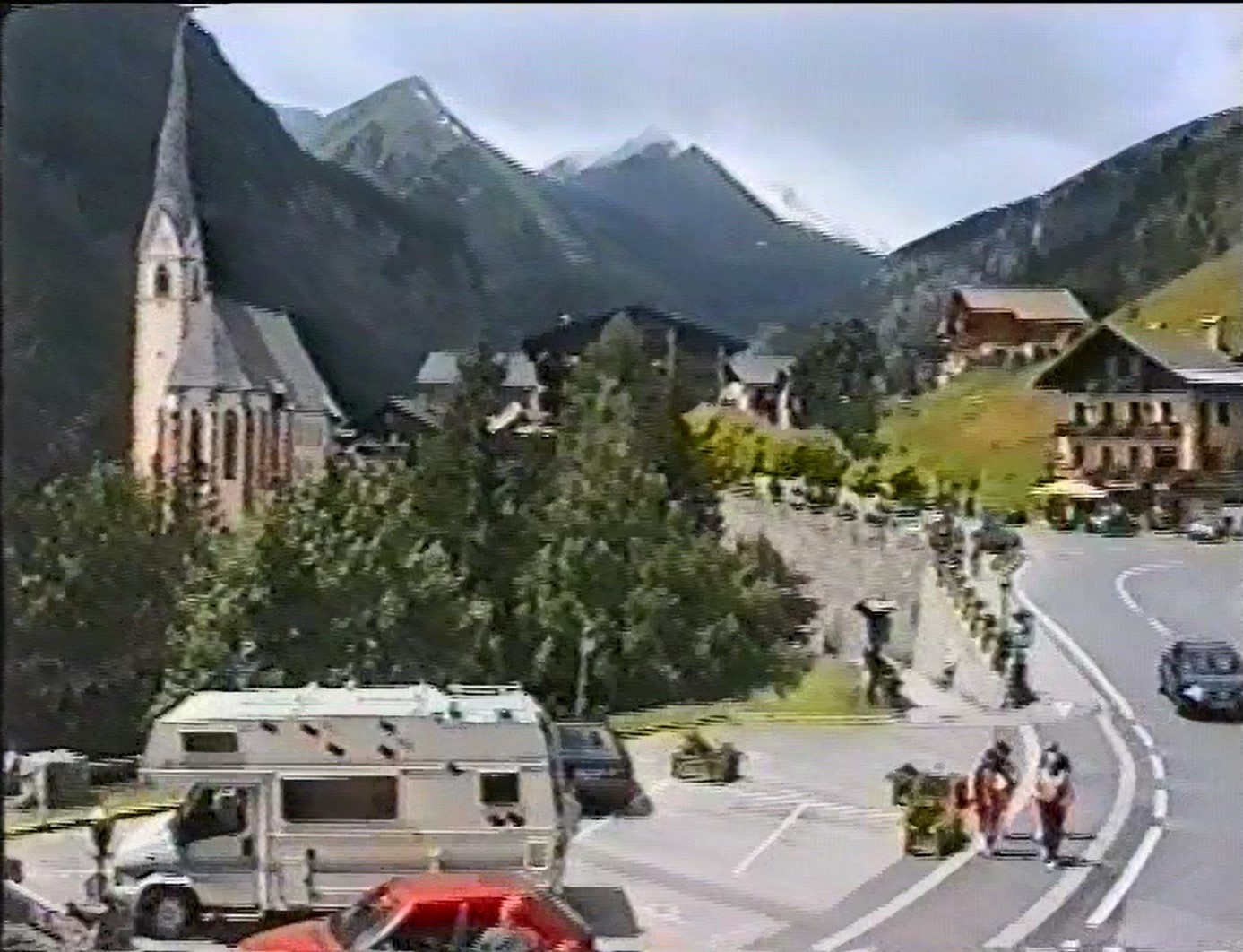 Heiligenblut Italien
