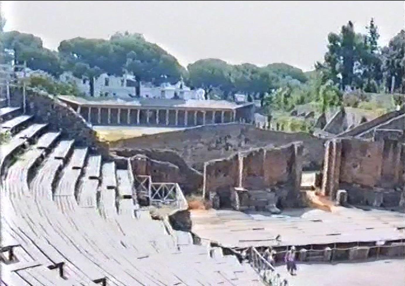 Theater und Gladiatorenschule