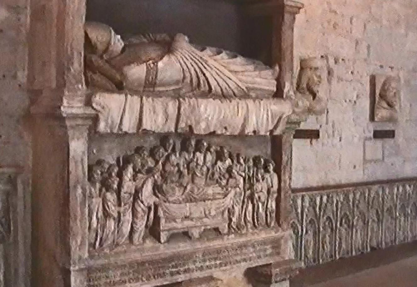 der Sagofark von Papst Johannes XXII