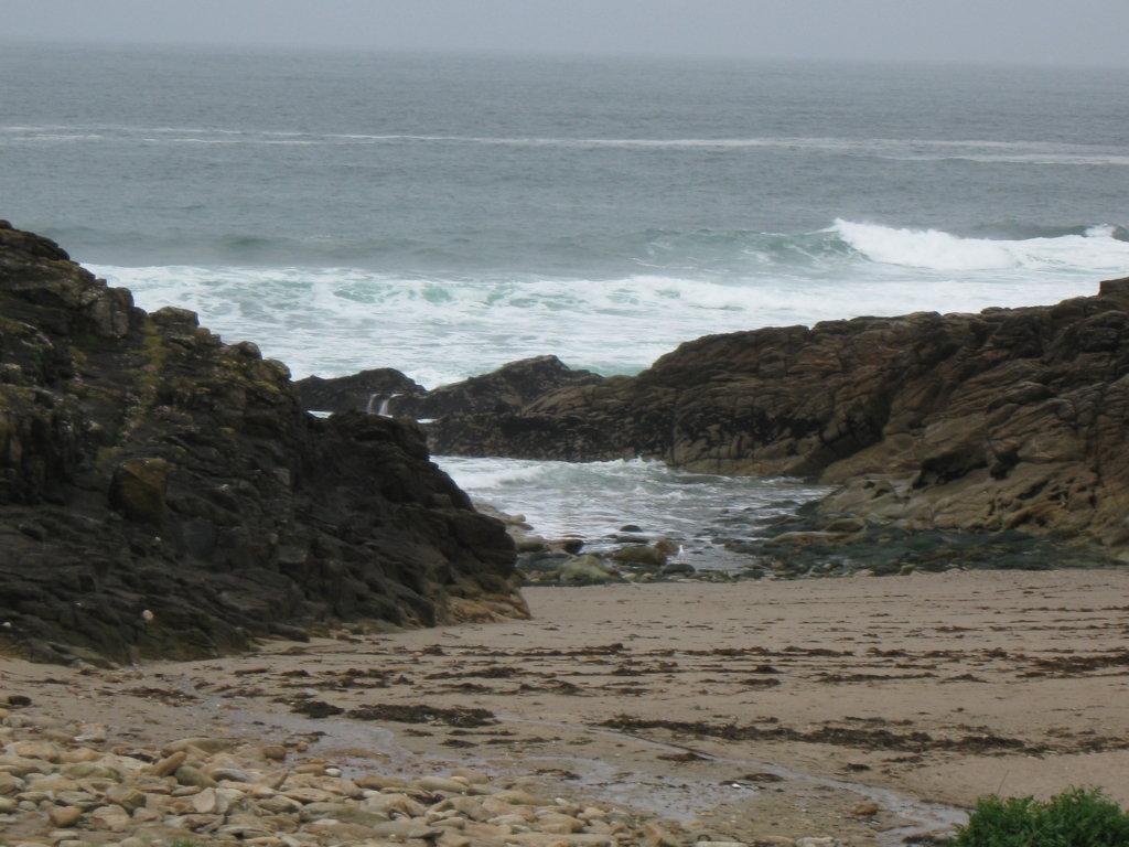 Strandzugang für Surfer