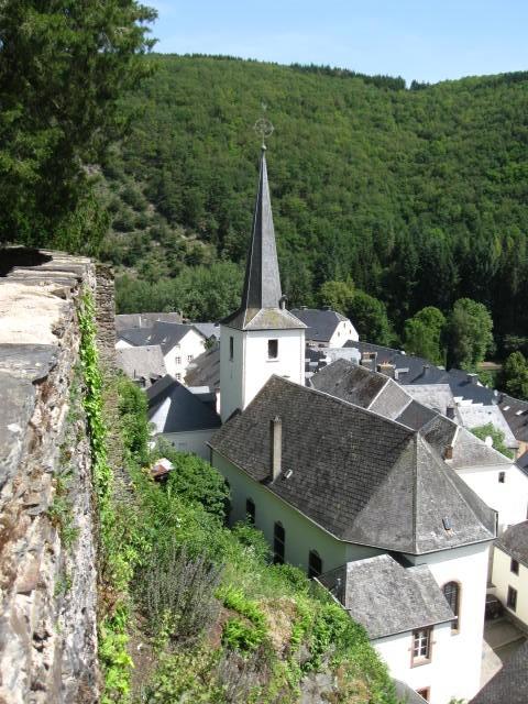 Kirche vun Esch
