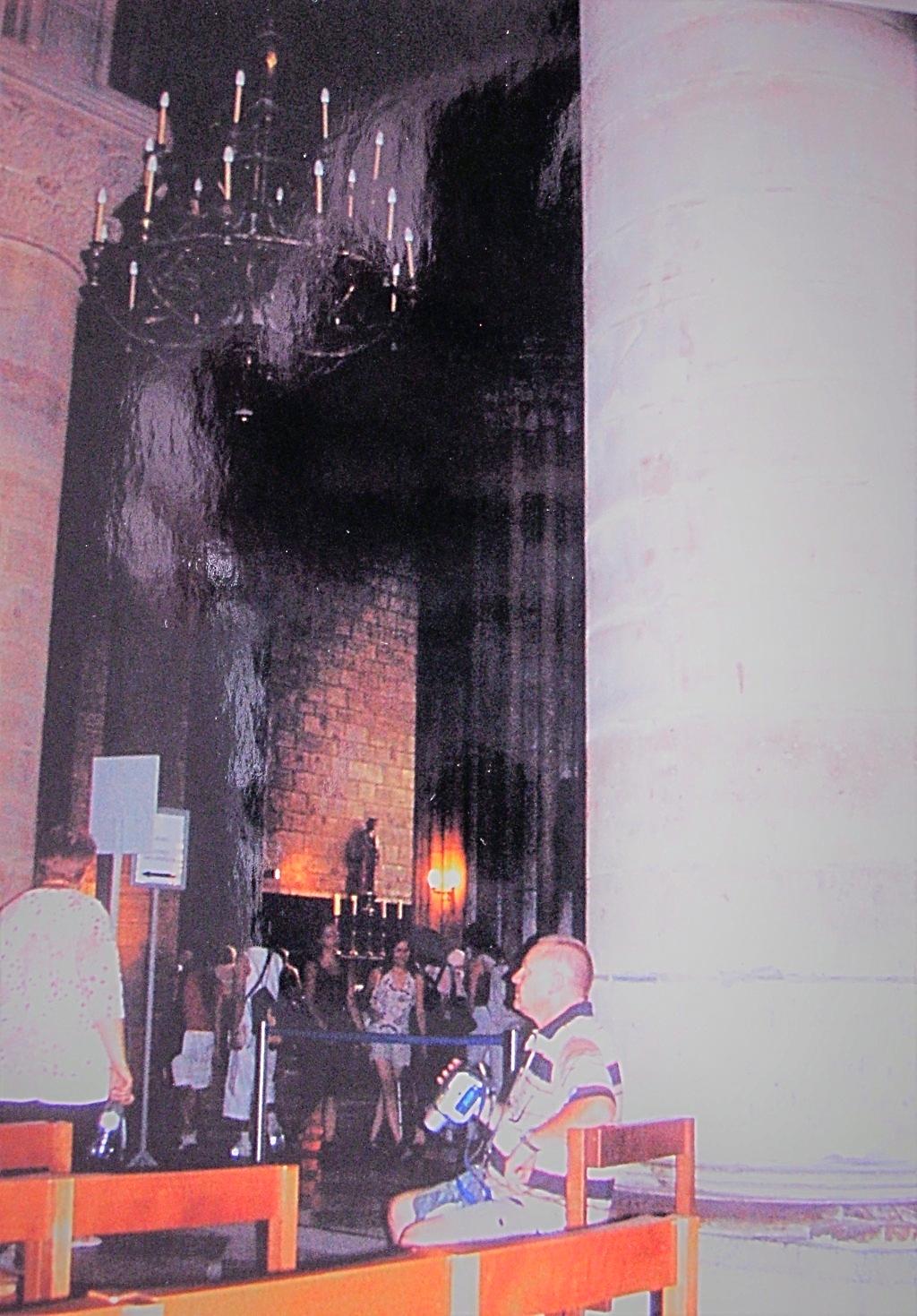 in der Kathedrale Notre-Dame de Paris