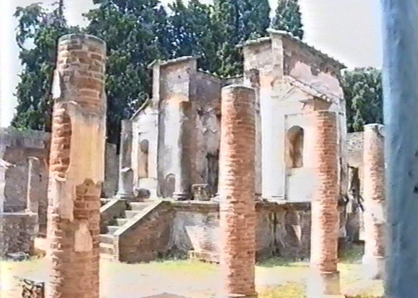 Tempel in Pompaj