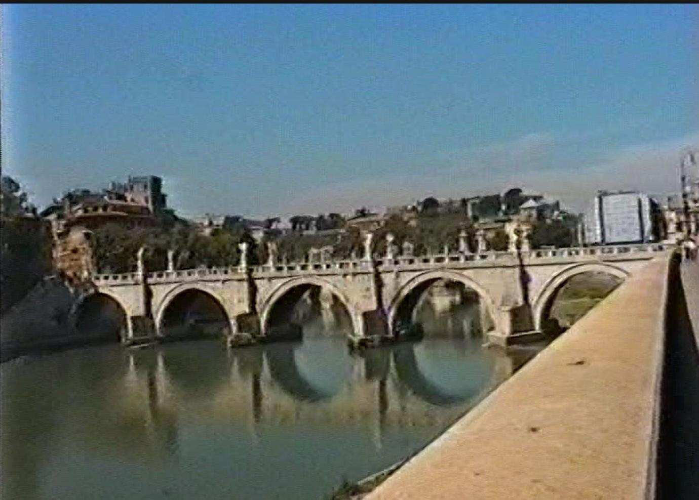 Brücken über den Tiber