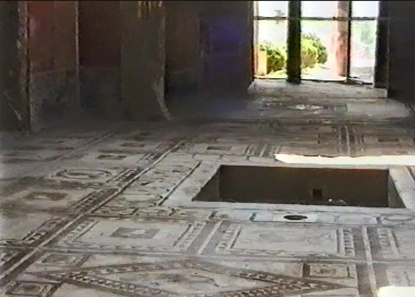 Foßbodenmosaik
