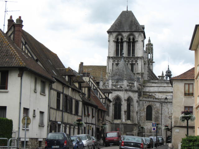 Kirche Saint-Germain