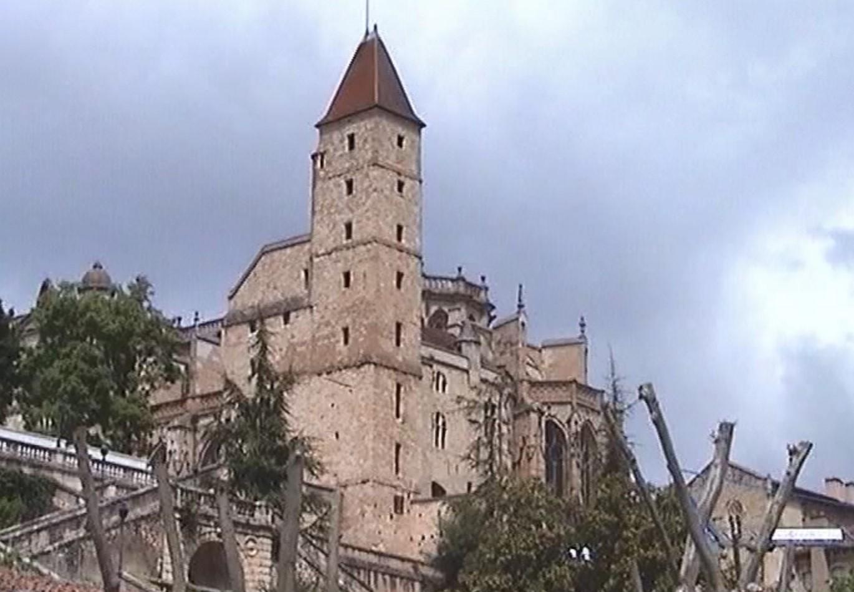 die Kathédrale Sainte-Marie