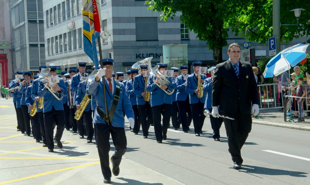 Zürcher Kantonales Musikfest Winterthur 2013