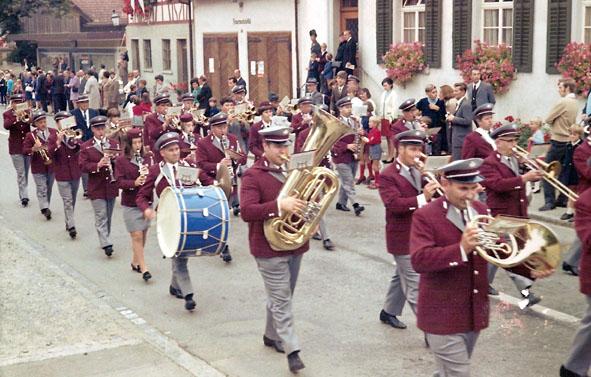 Weinländer Musiktag Hettlingen 1969