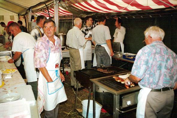 Küchenmannschaft 1996