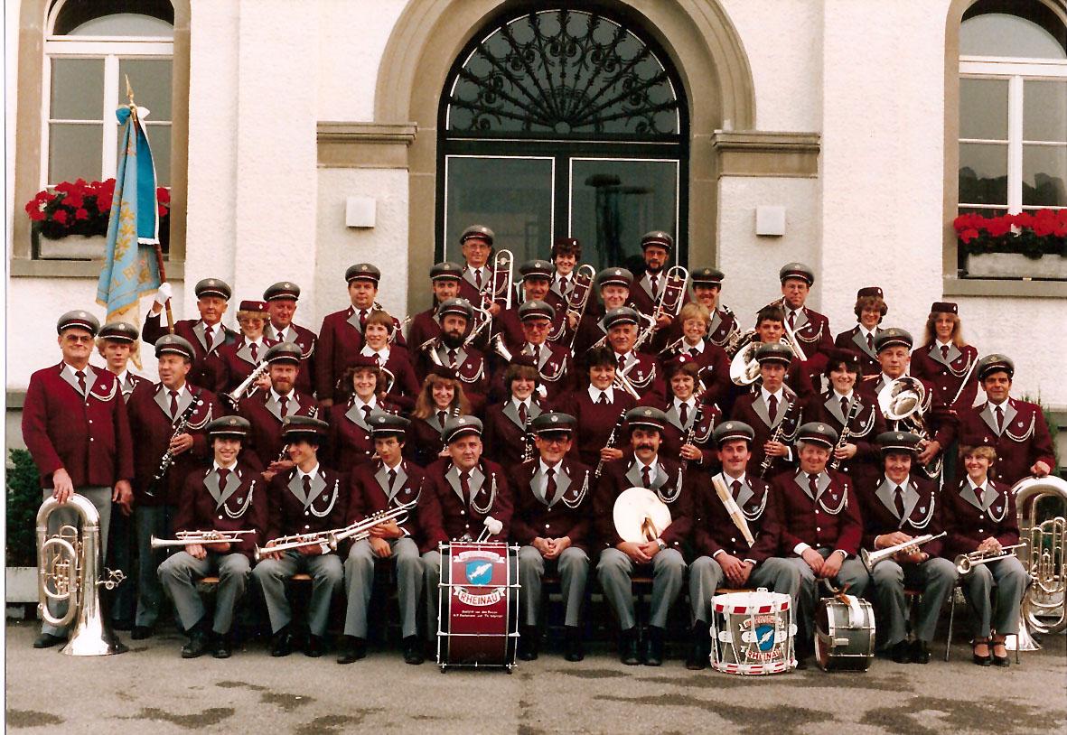 MG Rheinau 1984