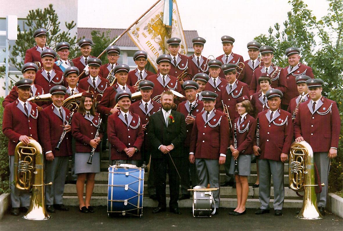 MG Rheinau 1969 - ab jetzt mit Frauen