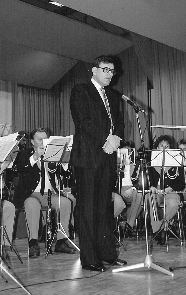 Ehrendirigent Meinrad Lagler