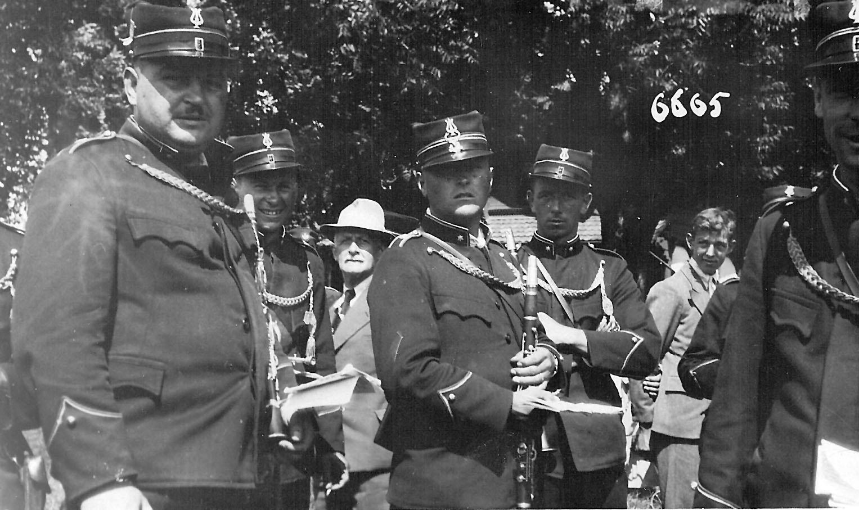 Musiktag um 1935