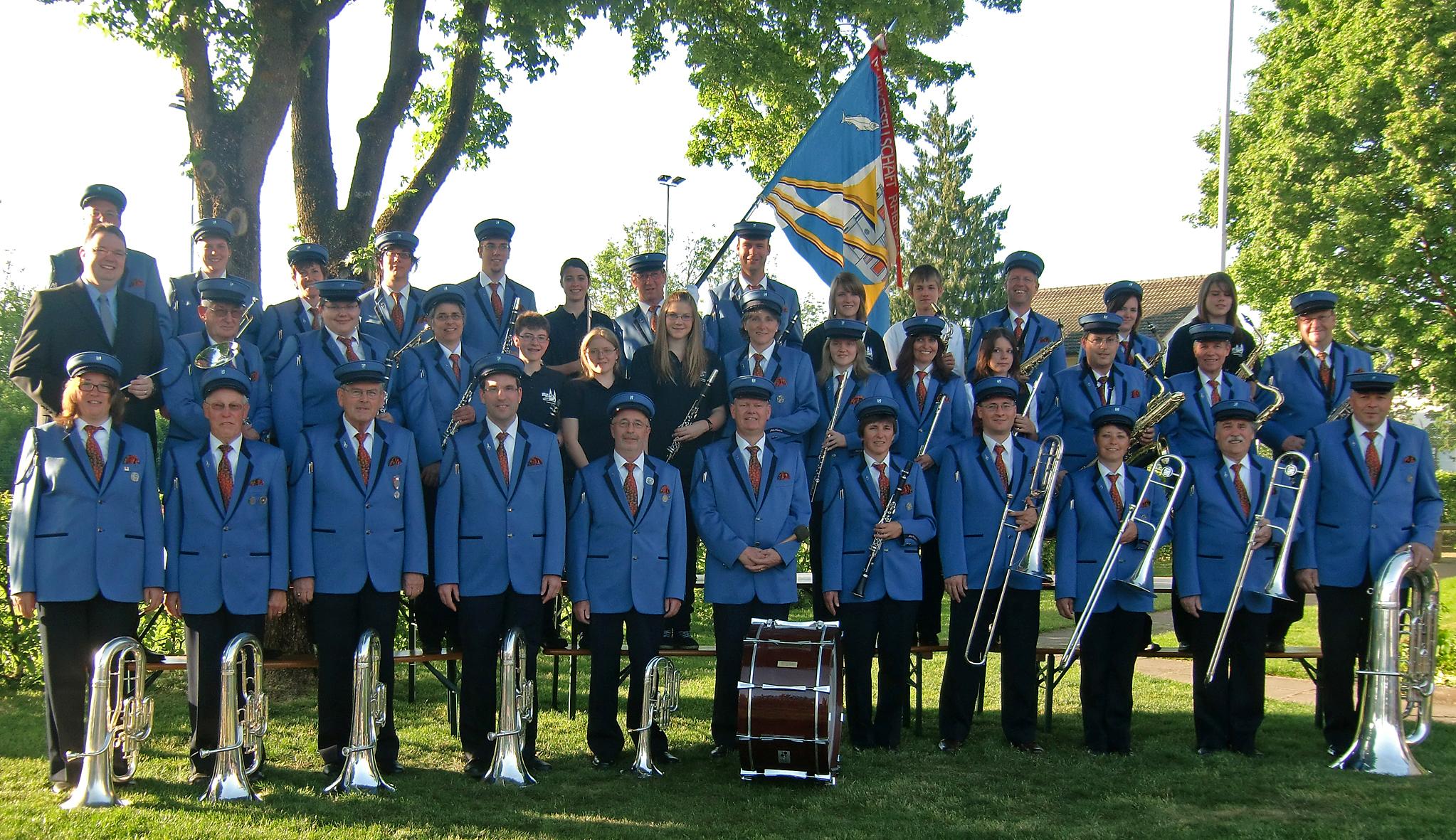 MG Rheinau 2011