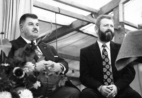 Fritz Haas & Hans Dätwyler