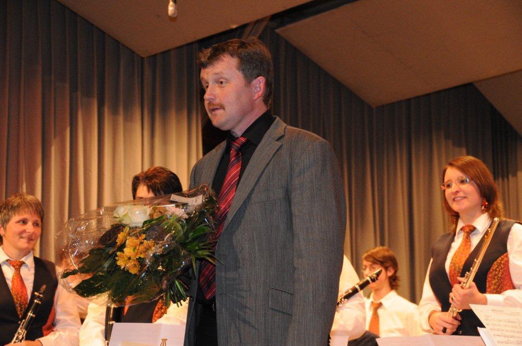 Dirigent Paul Baur 2009