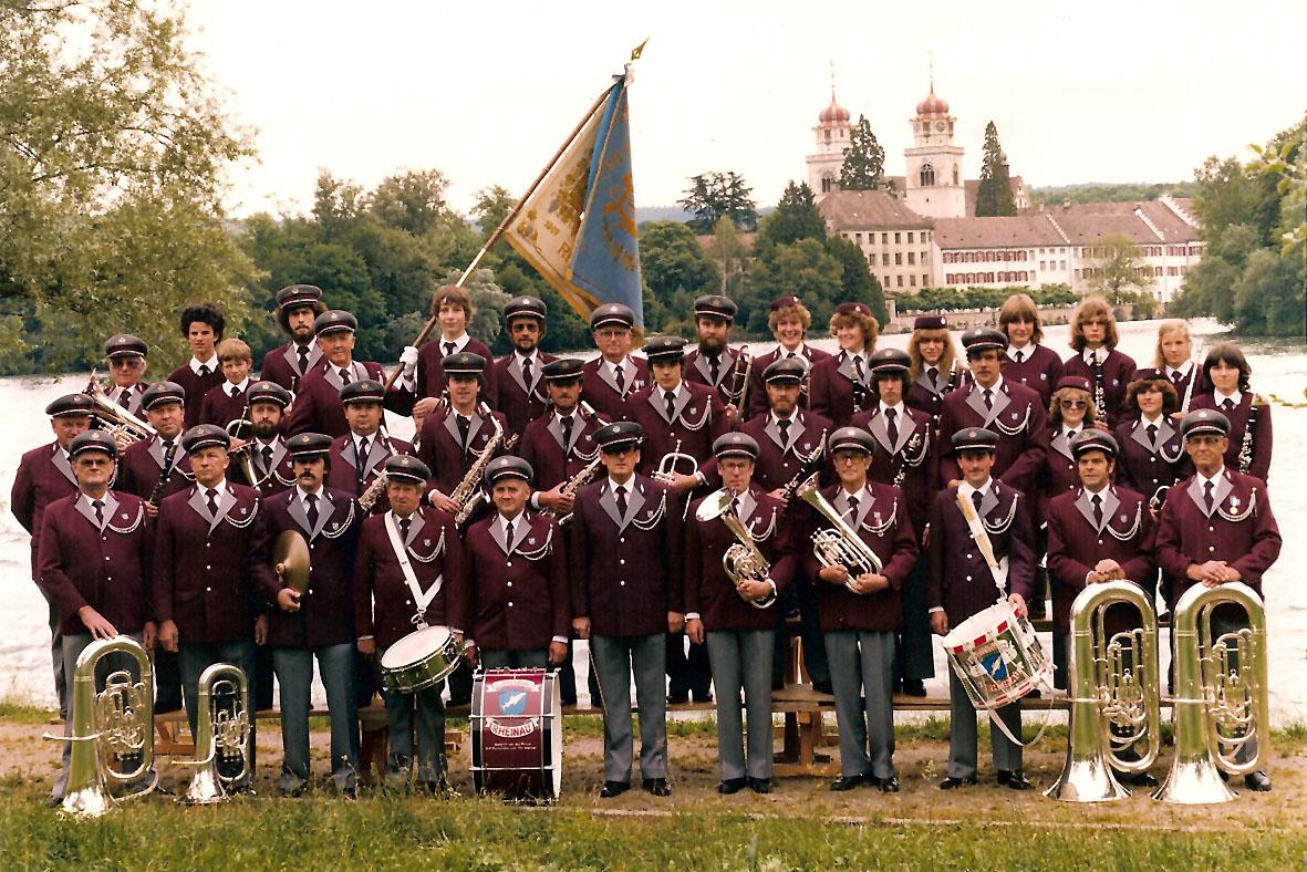 MG Rheinau 1982