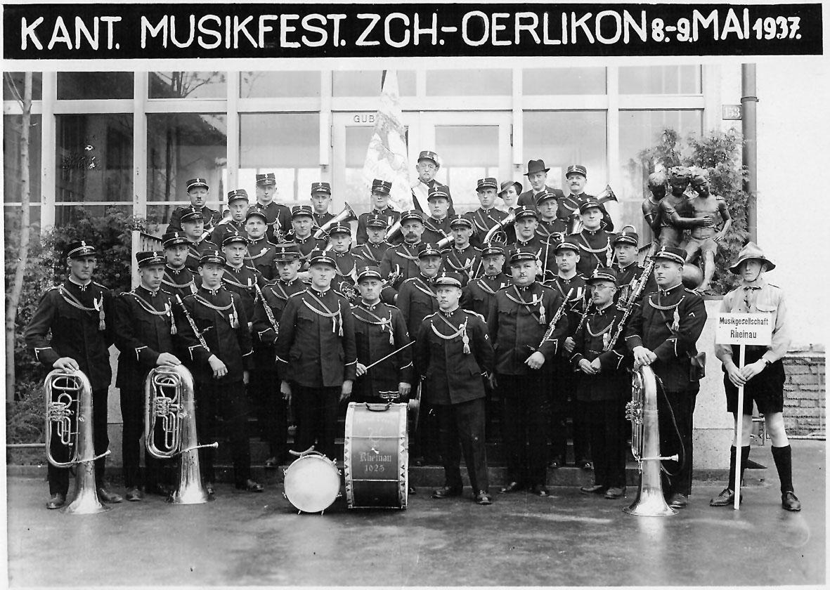 MG Rheinau 1937