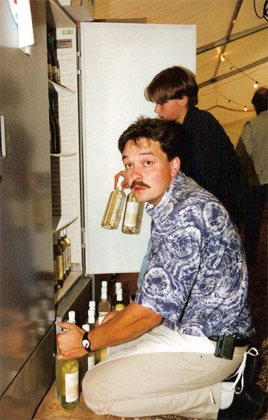 Festwirt Heiri 1996