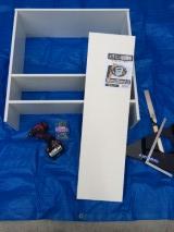 多摩地区立川市 タナ制作IKEAやニトリ等の家具の組み立て解体撤去ネットで購入した家具などの組み立て