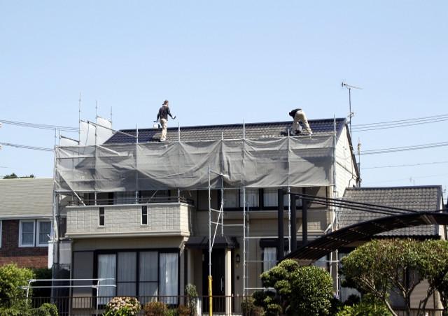 薩摩川内市で屋根塗装・防水をお考えなら【O's company】~屋根からの雨漏りを防ごう~