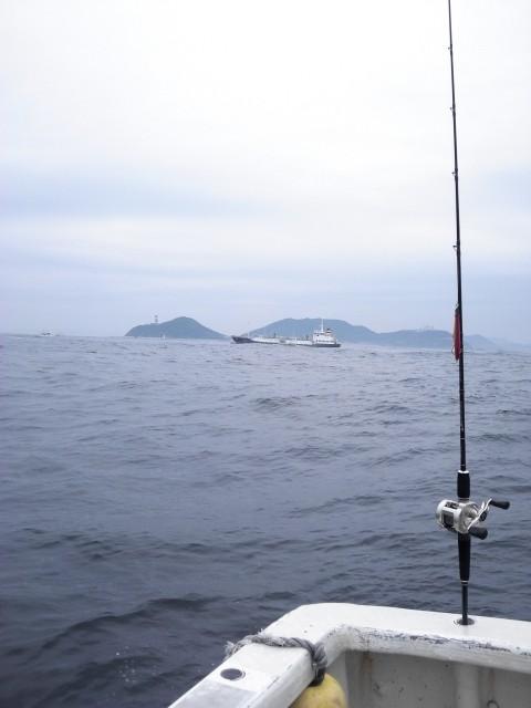 船からの伊良湖