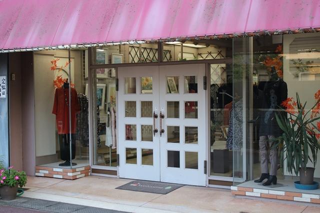 婦人服と雑貨のお店「ミズノ」です。素敵なお洋服を見つけて下さい。