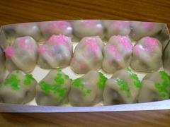 季節、暮らしを彩る和菓子は眺めているだけでも癒されます。甘すぎず あっさりとしたお味で とても美味しい「きねや菓舗」の和菓子です。