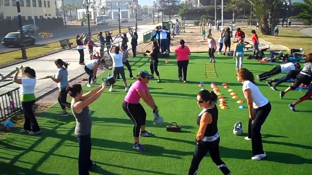 Ejercicios En Circuito Y Coordinacion : Entrenamiento en circuito javierbermejo deportista
