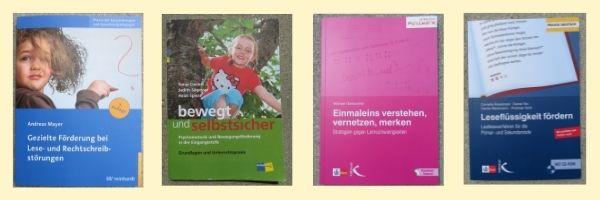 Neu im Online-Shop: Fachbücher zu unseren Kernthemen