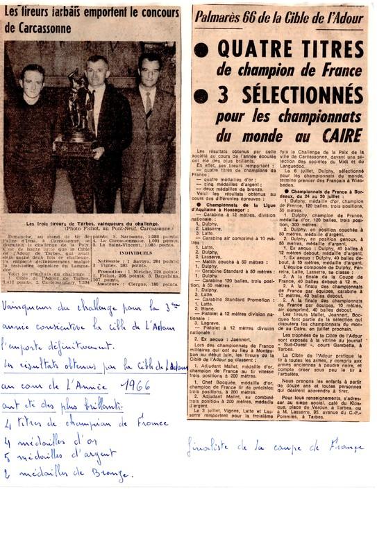 La presse en 1966