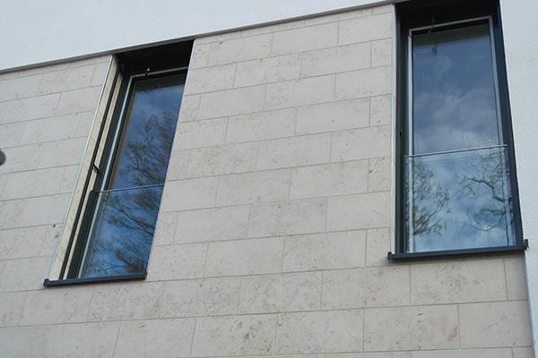 Fassadenbekleidung