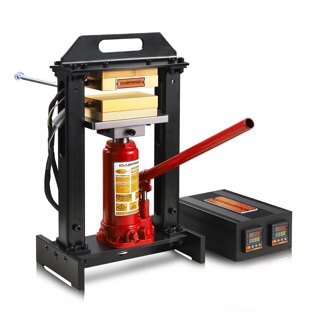 6 Tpm Portable Rosin Heat Press
