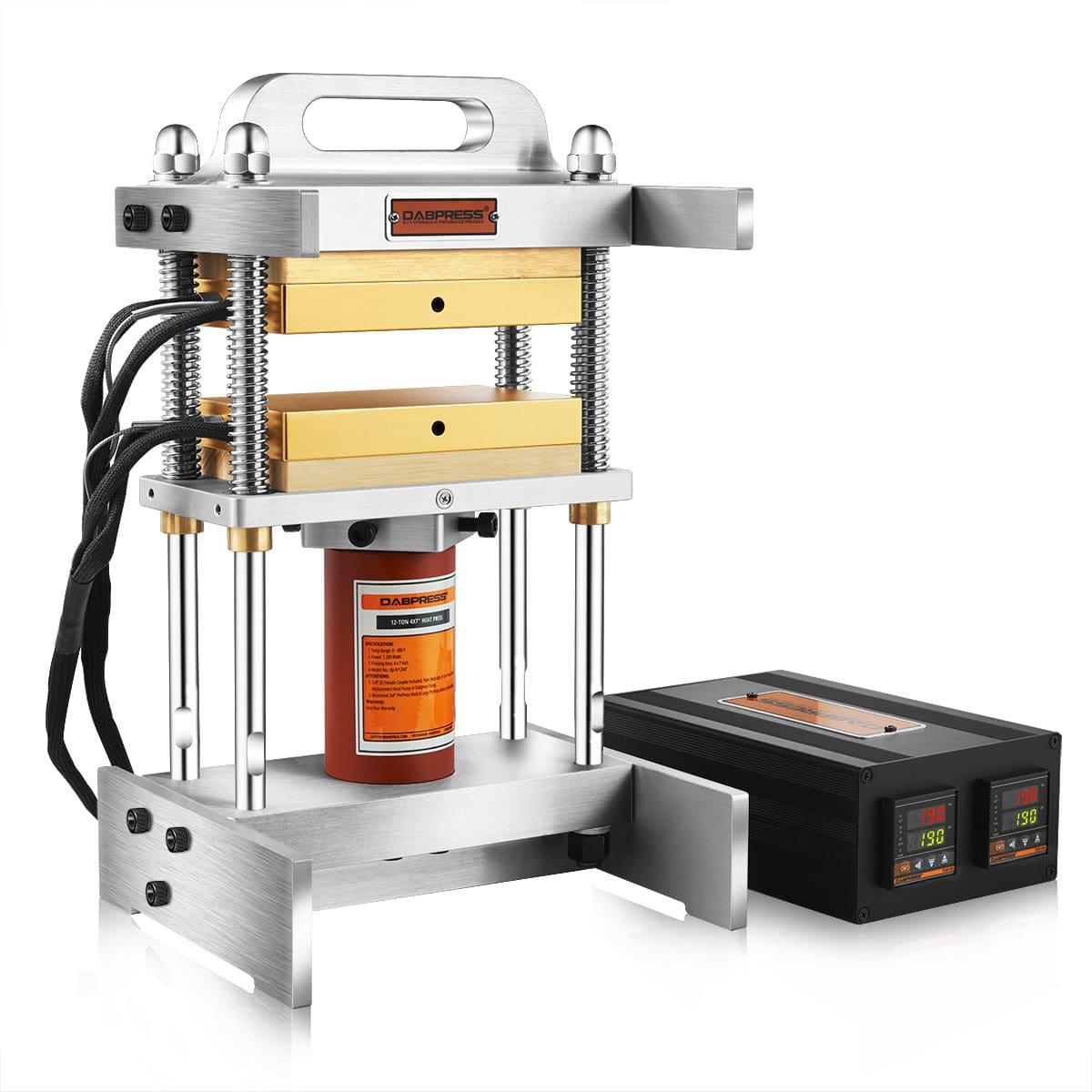 Commercial Rosin Press