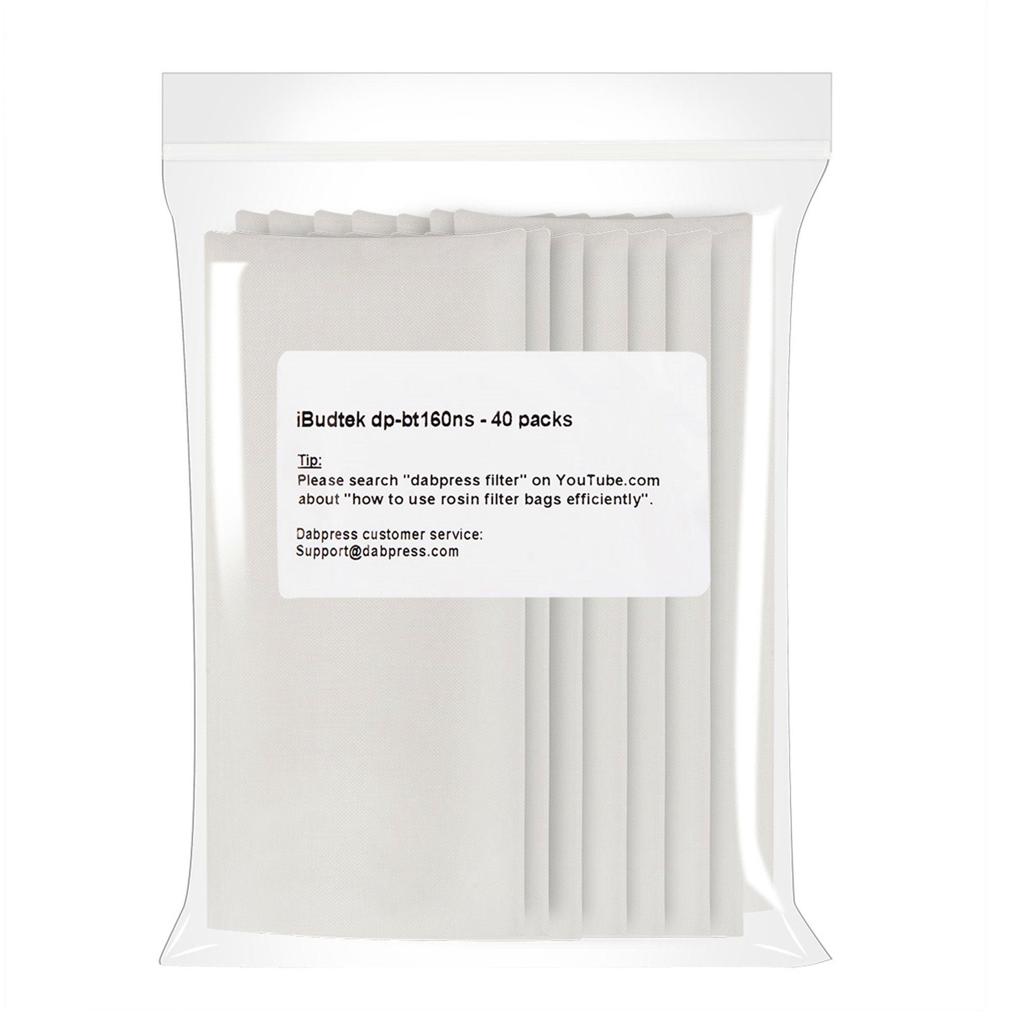 """2x4"""" 160 Micron Bags"""