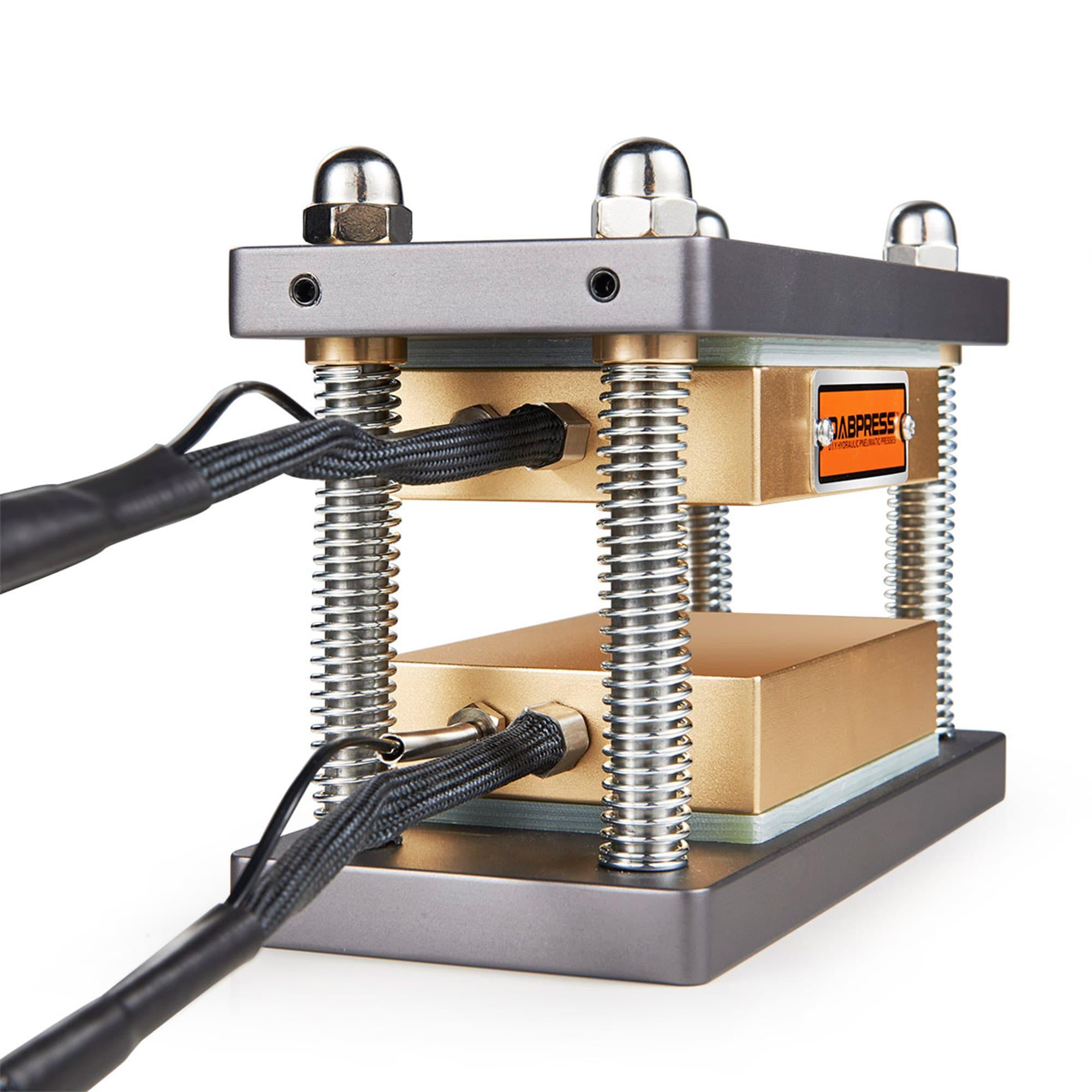"3x5"" Rosin Caged Press Plates"