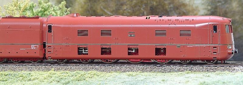 BR 05.003, Modell von Micro Metakit, nicht von Liliput ;-)