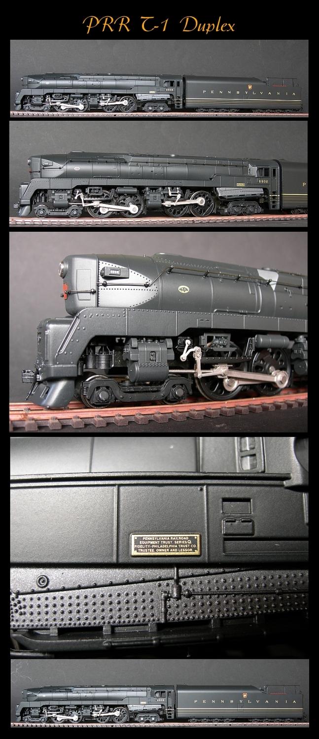 PRR T-1 Duplex - Lok 13
