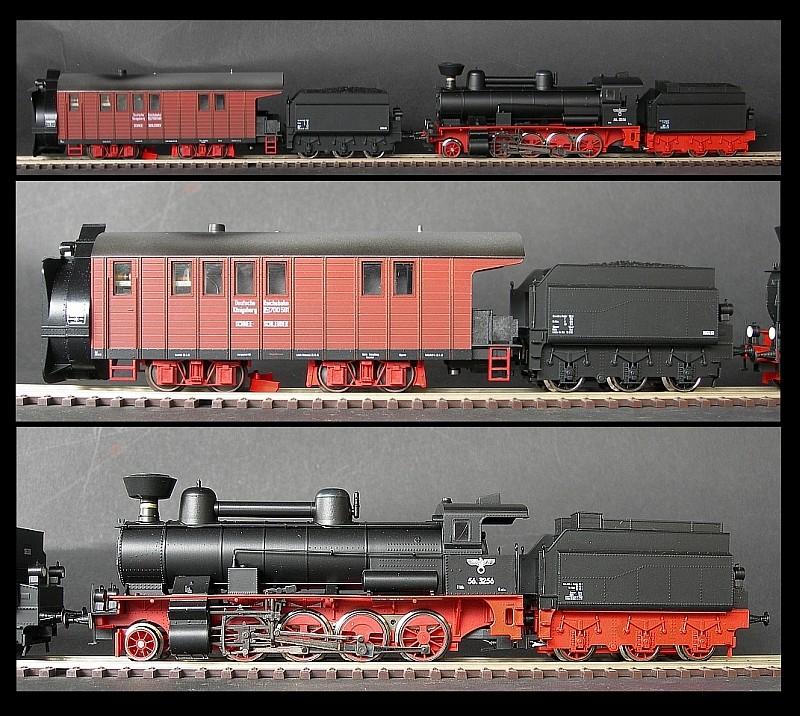 BR 56 3256 von KMB + Seeschleuder